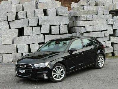 gebraucht Audi A3 Sportback  2.0 TDI Design S-tronic quattro