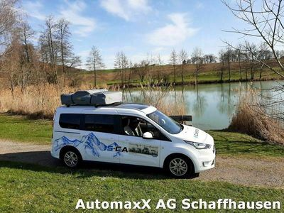 gebraucht Ford Tourneo Courier ConnectGrand Connect 1.5 D Tit. Camper
