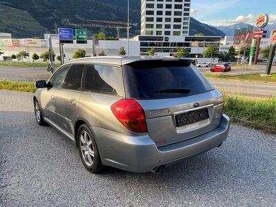 gebraucht Subaru Legacy 2.0R AWD Classic