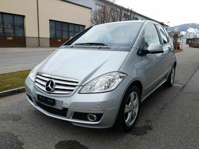 gebraucht Mercedes A200 CDI Avantgarde Autotronic
