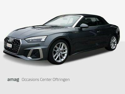 gebraucht Audi A5 Cabriolet 45 TFSI S-Line S-tronic quattro