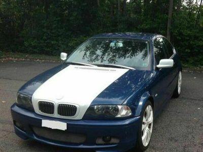 gebraucht BMW 320 3er 320Ci Coupé 210?000 Km 3er Ci Coupé 210?000 Km