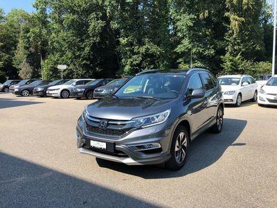 gebraucht Honda CR-V 1.6 i-DTEC Executive 4WD
