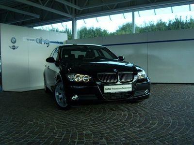 gebraucht BMW 325 d DPF Xenon Hifi PDC Sitzheizung Klimaautomatik