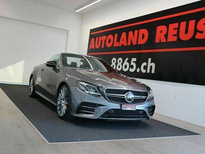 gebraucht Mercedes E53 AMG E-Klasse E 53 AMG E 53Cabriolet AMG 4 Matic+ 9G-Tronic E-KlasseAMG E 53Cabriolet AMG 4 Matic+ 9G-Tronic