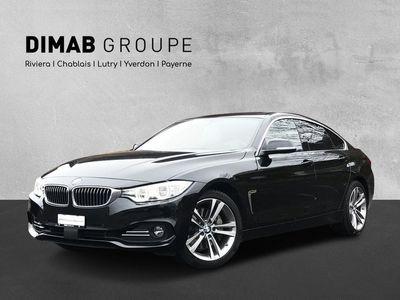 gebraucht BMW 435 i Gr.Cpé xDrive Luxury