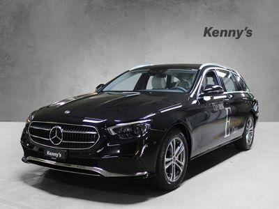 gebraucht Mercedes E200 Avantgarde 4matic Kombi