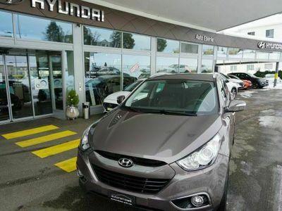 gebraucht Hyundai ix35 2.0 Style 4WD