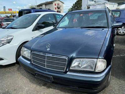 gebraucht Mercedes C240 C-KlasseClassic