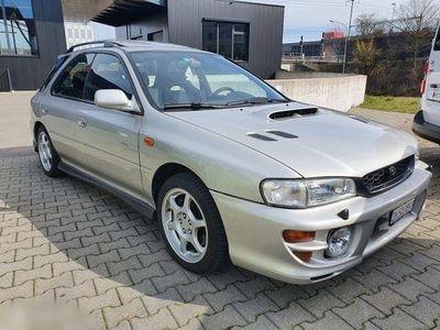 gebraucht Subaru Impreza GT GF8