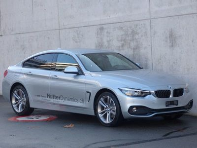 gebraucht BMW 420 Gran Coupé d xDrive Sport Line Steptronic