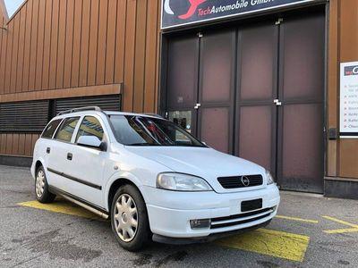 gebraucht Opel Astra Caravan 2.0 DTi Comfort