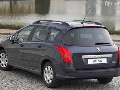 gebraucht Peugeot 308 SW 1,6 l Turbo mit MFK Turbolader neu -Text lese