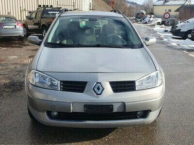 gebraucht Renault Mégane Break 2.0 16V Authentique Confort