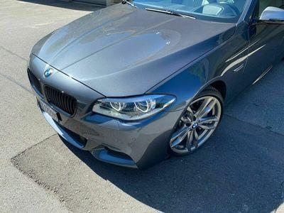 gebraucht BMW M550 5er d Platinum Edition (Facelift-Modell)