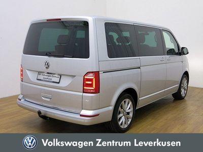 gebraucht VW Caravelle T62.0 TDI LR DSG NAVI AHK SHZ NAVI
