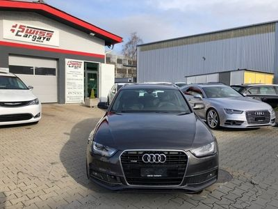 gebraucht Audi A4 Avant 2.0 TDI quattro S-troni S Line 190PS