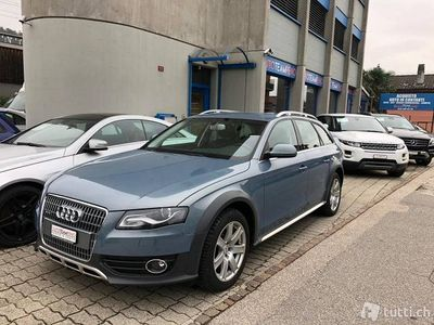 gebraucht Audi A4 Allroad 2.0 TFSI quattro S-tronic (Station wagon)