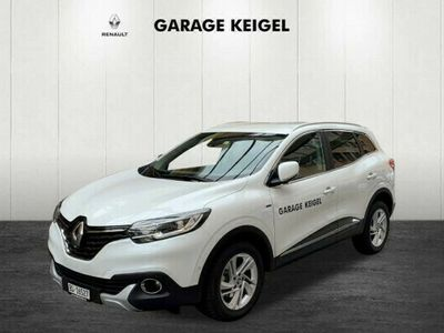 gebraucht Renault Kadjar 1.6 dCi 4x4 - Neu CHF 36300.-