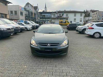 gebraucht Peugeot 307 CC 307 CC 2.0 16V 2.0 16V