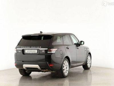 gebraucht Land Rover Range Rover Sport 2.0 SD4 HSE