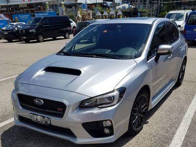 gebraucht Subaru WRX STI 2.5 T Luxury