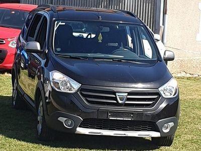 gebraucht Dacia Lodgy 1.5 dCi Stepway 5PL