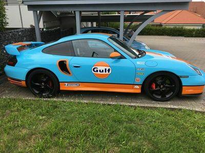 gebraucht Porsche 911 Coupé 3.6 Turbo 590PS