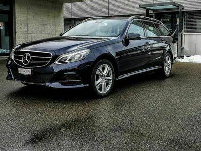 gebraucht Mercedes E250 CDI Avantgarde 4m