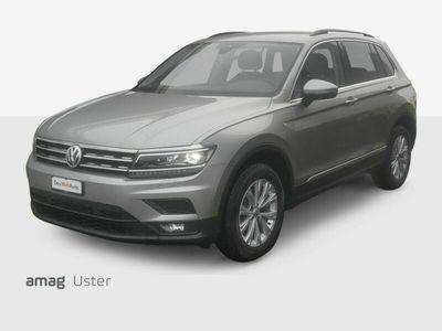 gebraucht VW Tiguan 2.0TSI Comfortline 4Motion DSG