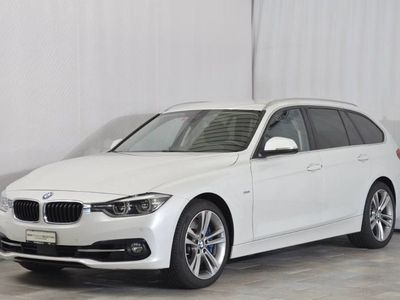 gebraucht BMW 335 d xDrive Touring Sport Line Steptronic