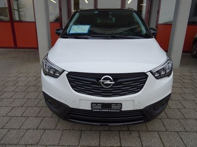 gebraucht Opel Crossland X 1.2i Ultimate