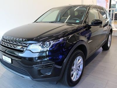 gebraucht Land Rover Discovery Sport 2.0 Si4 Advantage