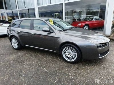 gebraucht Alfa Romeo 159 Sportwagon 2.4 JTD Lusso Limited Ed