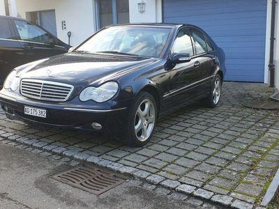 gebraucht Mercedes C240 C-Klasse MercedesElegance mit Mfk