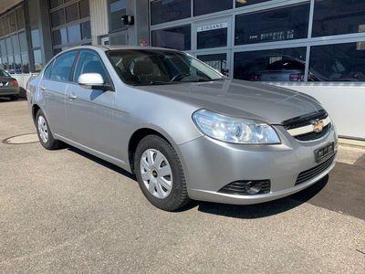 gebraucht Chevrolet Epica 2.5 LT Automatic