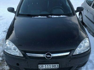 gebraucht Opel Corsa Corsa 1.4 TP Silverline1.4 TP Silverline