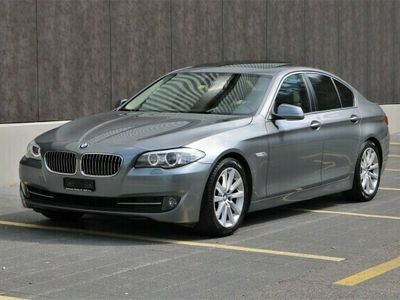 gebraucht BMW 535  d Steptronic