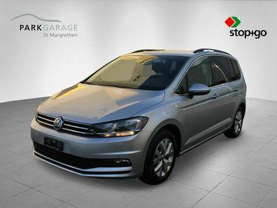 gebraucht VW Touran 1.5 TSI Comfortline DSG