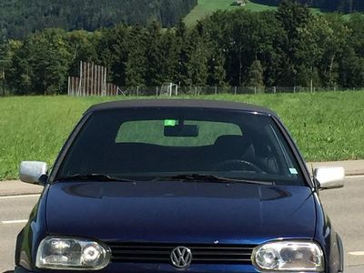 gebraucht VW Golf Cabriolet 1800