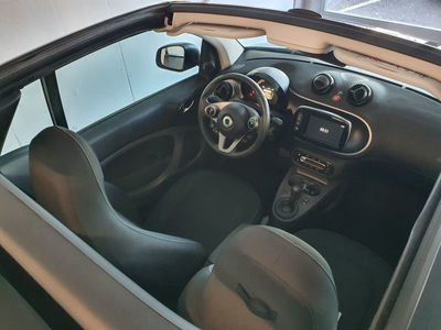 gebraucht Smart ForTwo Cabrio 0.9 Passion twinamic