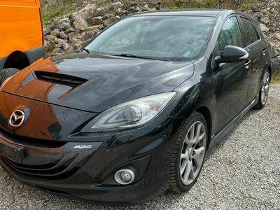 gebraucht Mazda 3 2.3 DI MPS 157?000km 8-fach