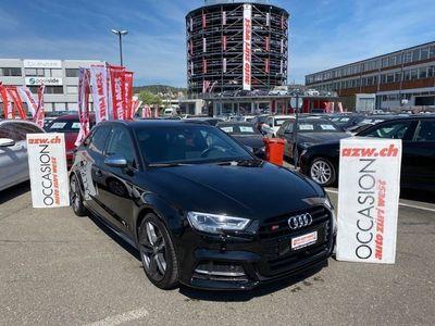 gebraucht Audi S3 Sportback 2.0 TFSi 310PS quattro S-Tronic Automat