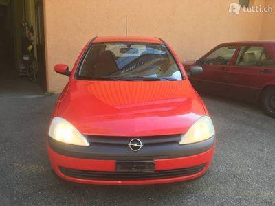 gebraucht Opel Corsa C 1.4 Sport