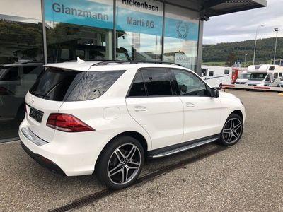 gebraucht Mercedes GLE43 AMG GLE-KlasseAMG
