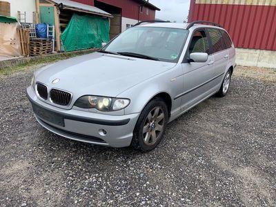 gebraucht BMW 325 3er xi 2002 jg. Leder b03 Mfk 2018