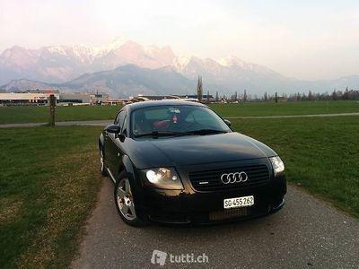 gebraucht Audi TT quattro 1.8