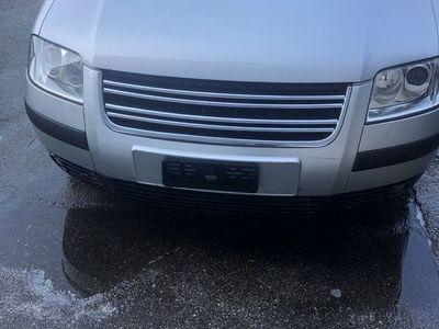 gebraucht VW Passat Variant 1.9 TDI