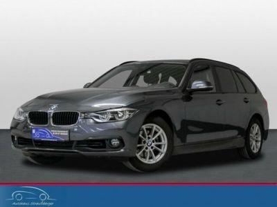 gebraucht BMW 318 i Touring Advantage AHK LED Navi Sitzhzg
