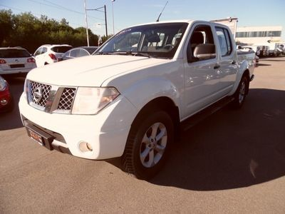 gebraucht Nissan Navara Double Cab LE 2.5 dCiA 4WD